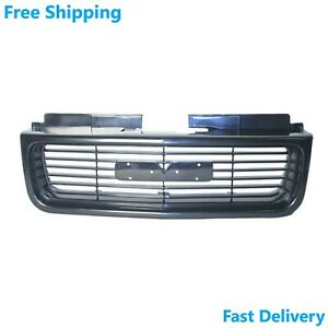 New Front Grille Prime Fits GMC S15 Sonoma Envoy 1998-2005 GM1200436 12472678