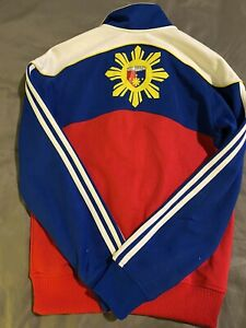 Adidas Manny Pacquiao Philippines Track Jacket Men's S