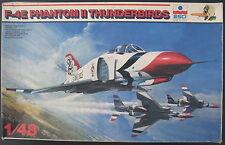 ESCI 4050 - F-4E PHANTOM II THUNDERBIRDS - 1:48 - Flugzeug Modellbausatz - Kit