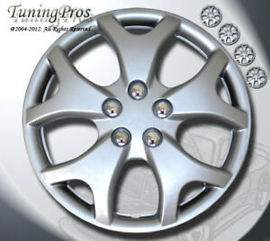 """14"""" Inch Hubcap Wheel Cover Rim Covers 4pcs, Style Code 618 14 Inches Hub Caps"""