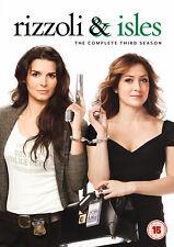 Rizzoli and Isles - Season 3 (DVD) Angie Harmon, Sasha Alexander