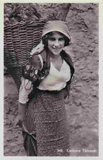 Lugano: Costume Ticinese, Echtfoto-AK ~1950