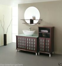 Bathroom Vanity - Modern Bathroom Vanity Set - Single Sink - Moonlight - 40""