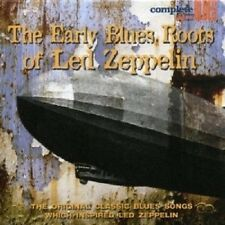 EARLY BLUES ROOTS OF LED ZEPPELIN  CD NEU