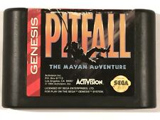 Pitfall: The Mayan Adventure (Sega Genesis, 1994) Cartridge Only! TESTED Works!
