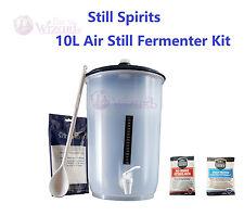 Still Spirits 10L Air Still Fermenter Kit for Air Still Beer Brewing Yeast Kit