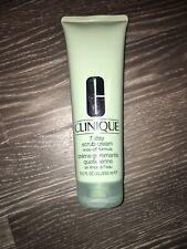 Clinique 7 Day Face Scrub Cream Rinse Off Formula Clearer & Brighter Skin 250 ML