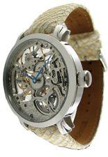 Forestier & Cie. since 1924 mechanische Skelettuhr Handaufzug Uhr Vollskelettuhr