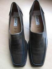 NEUWERTIGE GABOR Damen Schuhe Pumps Gr.5,5-38,5 H braun mamoriert/M