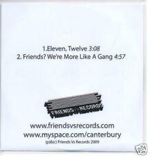 (323O) Canterbury, Eleven Twelve - DJ CD