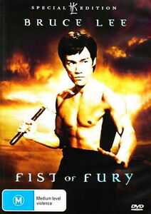 Fist Of Fury - Action / Martial Arts -  Bruce Lee, Jackie Chan - NEW DVD