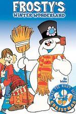 Frosty's Winter Wonderland/Twas the Night Before Christmas, New DVD, Bob McFadde