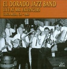 El Dorado Jazz Band-Live At Mr Fat Fingers CD NEW