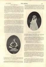 1895 Miss Terry As Puck Triplet Cycle Lane Murray Blackburn