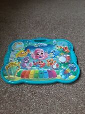 Leapfrog Touch Magic Ocean Music School includes batteries (Ref A)Good Condition