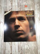 """SCOTT WALKER """"THE BEST OF SCOTT WALKER"""" VINYL RECORD ALBUM LP"""