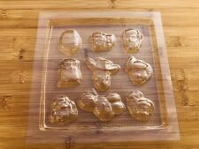 Toy story chocolate mould