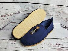 Polo Ralph Lauren Espadrille Barron SH-CSL Navy Shoes Loafers  - Mens 10
