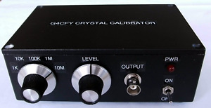 Receiver alignment Crystal Calibrator. Ready built in Dorset UK
