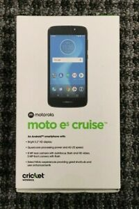 Motorola Moto e5 Cruise - Navy - 16Gb - **CRICKET ONLY**