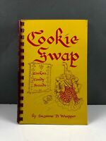 1978 Cookie Swap by Suzanne D. Wuepper Cookbook Cookies Candy Breads Paperback