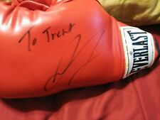 Jermain Taylor  Middleweight Champ Autographed Signed New Everlast Boxing Glove