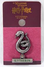 Wizarding World of Harry Potter Slytherin Silver Tone Snake Hinged Name Pin