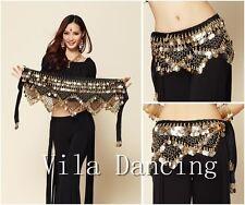 New Style coins belly dance waist chain hip scarf bellydance belt