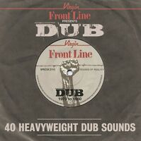 Various Artists - Front Line Presents Dub / Various [New CD] UK - Import