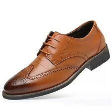 Oxford Lace Up Shoes 100% Genuine Leather (Men's Size 11)