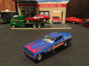 1:64 Hot Wheels Limited Edition Vintage Drag Racing Hawaiian Funny Car