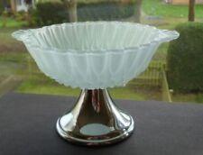 Art Deco Uranium Glass Bowl