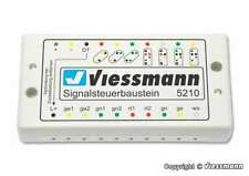 5210 viessmann Signalisierung Automatisch 7 Relais/signalsteuerbaustein für Lich
