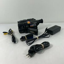 Sony Handycam Ccd-Trv16 8mm Hi-8 Camcorder Record, Play & Transfer - Works Great