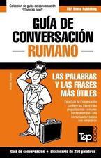 Guia de Conversacion Espanol-Rumano y Mini Diccionario de 250 Palabras (Paperbac
