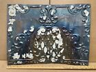 """1pc 23"""" x 17"""" Pineapple Antique Ceiling Tin Vintage Reclaimed Salvage Art Craft"""