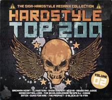 HARDSTYLE TOP 200 / 2 = Showtek/Zatox/Prophet/Coone...=4CD= HARDSTYLE MEGAMIX !!
