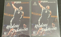 KELDON JOHNSON RC 2019-20 LUMINANCE Panini Chronicles BRONZE & BASE LOT (2) 🔥🔥