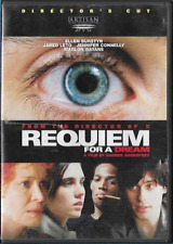 Requiem for a Dream Dvd, 2001, Unrated Directors Cut Jared Leto Marlon Wayans