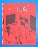 Revue Hergé n°3. Studios Hergé Mai 2008. Avec le DVD. Etat neuf