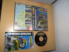 Jeux vidéo manuels inclus pour Sega Saturn SEGA