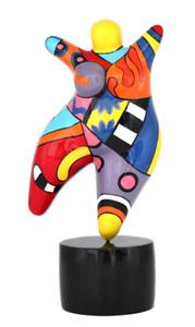 Molly Figur groß - Hommage an Niki de Saint Phalle - Nana Dolly dicke Frau 20119