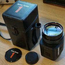 "VIVITAR SERIES 1 AF 200mm f3.5 - Nikon F - FX AI AIS ""Red Ring"" Lens USA Seller"