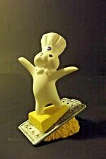 "Pillsbury Doughboy Collector Figurines ""The Big Cheese"" Danbury Mint 5 1/2"""