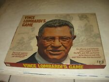 1970 RESEARCH GAMES THE VINCE LOMBARDI FOOTBALL GAME VERY NICE IN THE BOX