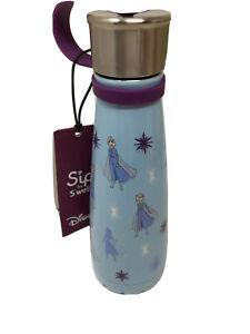 Sip by Swell Disney Frozen Queen of Arendelle Anna Elsa S'ip S'well Water Bottle