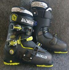 New listing Dalbello Boss black green Pro Racing Ski Boots 27.5 318mm size 9.5 Us men's