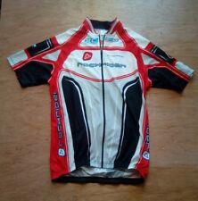 Maillot cycliste ROCKRIDER DECATHLON mountain rouge M
