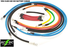 # 2 Awg HD Golf Cart Battery Cable 14 Pc Kit 94 CLUB CAR 36 VOLT