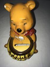 Vintage Pooh's Honey Bank Walt Disney Productions-1964